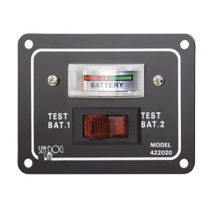 Batterietestschalter